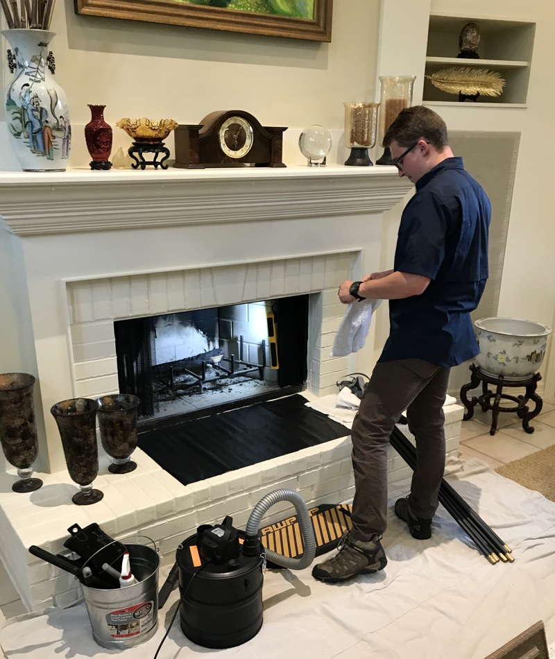 Chimney Sweep in Shreveport